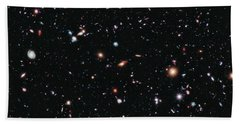 Hubble Extreme Deep Field Beach Sheet