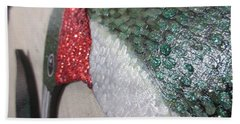 Hummingbird Detail Beach Towel