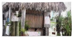 Hut Beach Towel