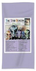 Magazine  Illustration Beach Sheet