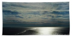 Into The Light Beach Towel by Skip Willits