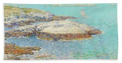 Isles Of Shoals Beach Towel
