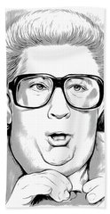 Jiminy Glick Beach Towel