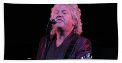 John Lodge  Beach Towel