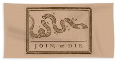 Garden Snake Beach Towels