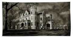 Joslyn Castle Beach Towel