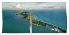 Key West Beach Towel