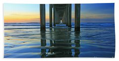 La Jolla Blue  Beach Towel