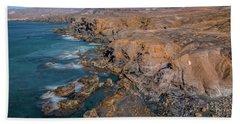 La Pared - Fuerteventura Beach Towel by Joana Kruse