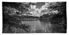 Lake Alice Beach Sheet by Louis Ferreira