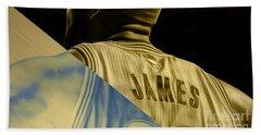 Lebron James Collection Beach Towel