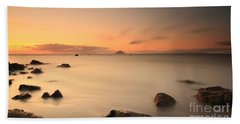 Lendalfoot Sunset Beach Towel
