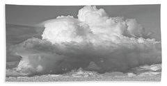 Lenticular Thunderhead Beach Sheet