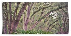 Love The #liveoak #trees And This Beach Towel