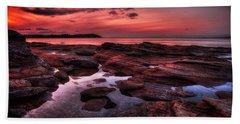 Madrona Beach Towel by Randy Hall