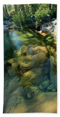 Magic Light  Beach Towel