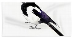 Magpie Beach Towel