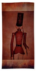 Marching Soldier Beach Towel