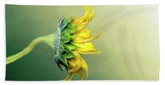 Maria's Sunflower Beach Sheet