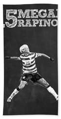 Megan Rapinoe Beach Towel