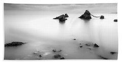 Meoto Iwa Beach Towel