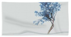 Mindfulness Tree Beach Towel