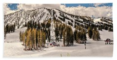 Mt. Rose Beach Towel