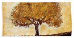 My Tree Beach Sheet