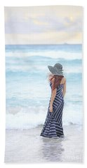Mystic And Divine Beach Towel