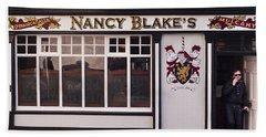 Nancy Blake's Irish Pub Beach Sheet