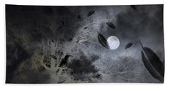 Surreal Art Night Vision I Beach Towel