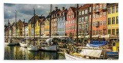 Nyhavn Beach Sheet