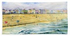 Ocean City Maryland Beach Sheet