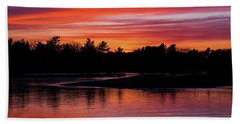 Odiorne Point Sunset Beach Sheet