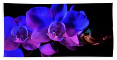 Orchid Beach Towel
