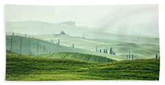 Over The Hills And Far Away Beach Towel