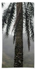 Palm, Koolau Trail, Oahu Beach Towel