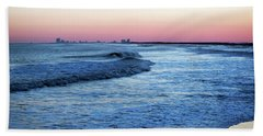Beach Sheet featuring the photograph Pastel Sunset by Elsa Marie Santoro