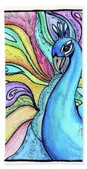 Peacock Beach Sheet
