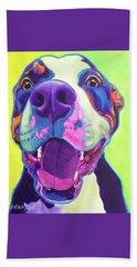 Pit Bull - Mayhem Beach Towel