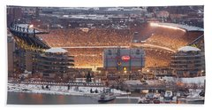 Pittsburgh 4 Beach Towel