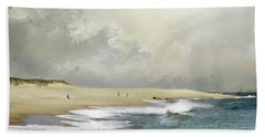 Plum Island Sky Beach Towel