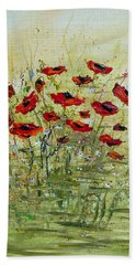Poppies Beach Sheet
