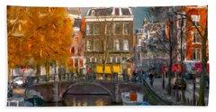 Prinsengracht 807. Amsterdam Beach Sheet