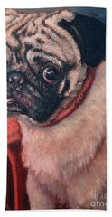 Pugsy Beach Towel