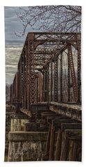 Rail Bridge Beach Sheet