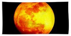 Lava Moon Beach Sheet