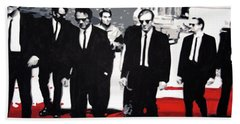 Reservoir Dogs Beach Towel