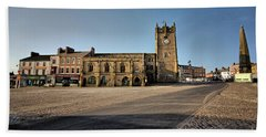 Richmond, North Yorkshire Beach Towel