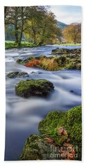 River Llugwy Beach Towel